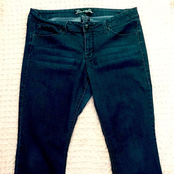 Torrid Source Of Wisdom Jeans. Size 18